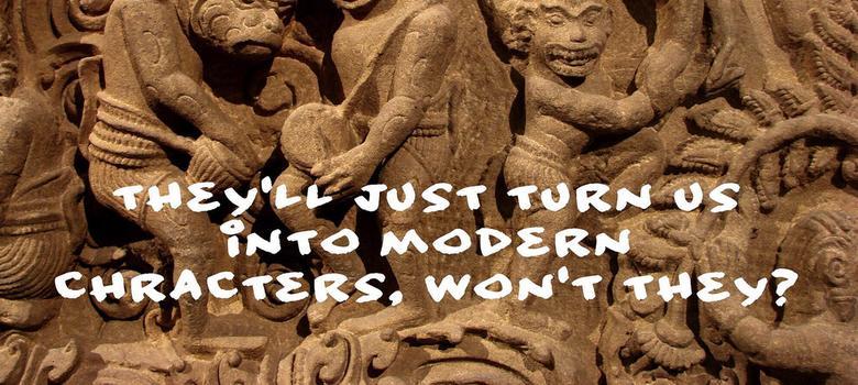 How to turn mythology into hot-selling fiction
