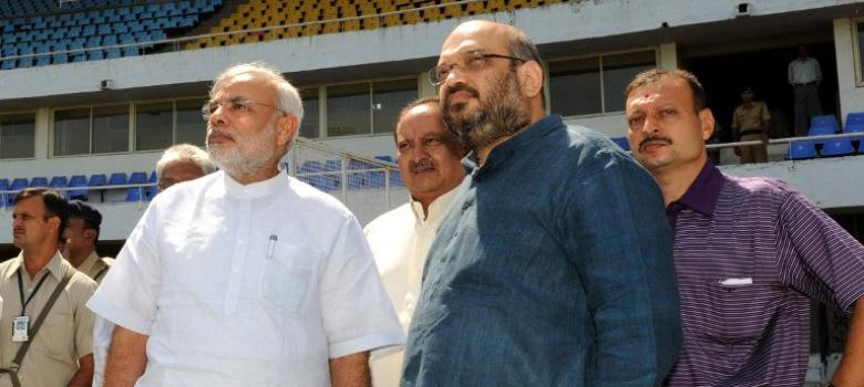 Kejriwal and AAP have managed to halt the unstoppable: Amit Shah and Narendra Modi