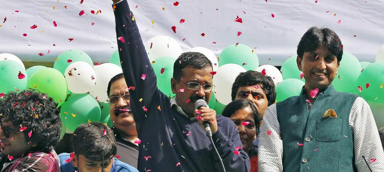 Capital triumph: What Kejriwal learned on the road from Varanasi to Delhi