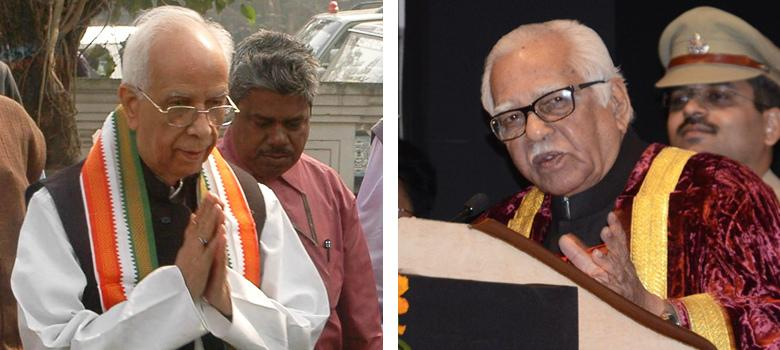 Bihar and Uttar Pradesh governors are doing a good job of showing their offices in a poor light