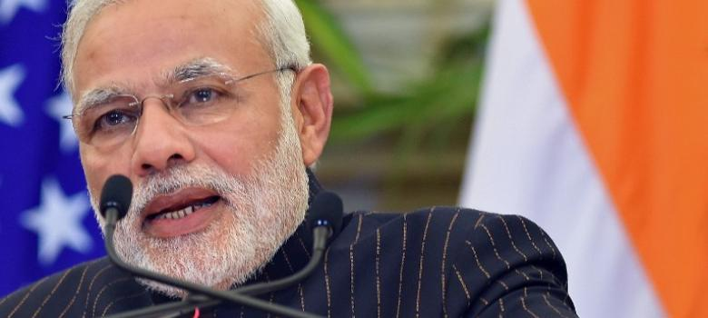 Meet the man who gifted Narendra Modi that infamous 'Rs 10 lakh' suit