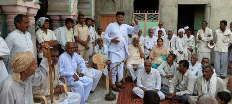 Haryana's khaps are gradually reforming – but their motives are far from progressive