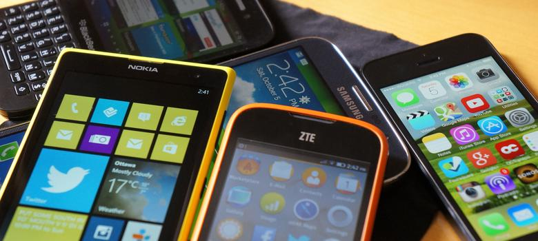Mobile companies launched three new phones every day in India last year