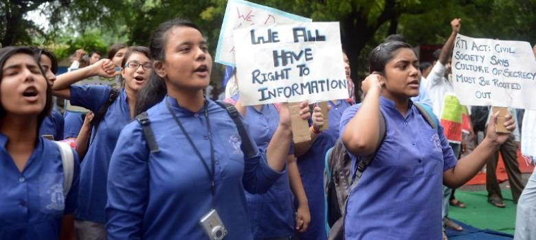 Right to Information Act is getting strangled under Modi government, activists say