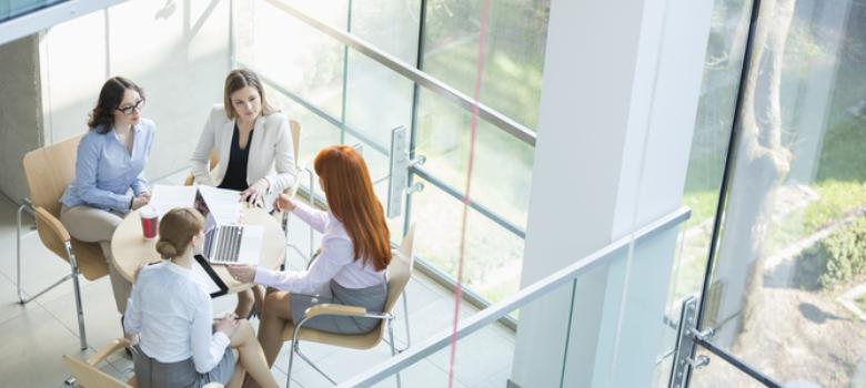 Why there are so many women managers, but so few women CEOs