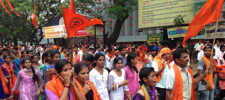 In Mangalore, Hindu and Muslim youngsters are getting targeted by moral police of both communities