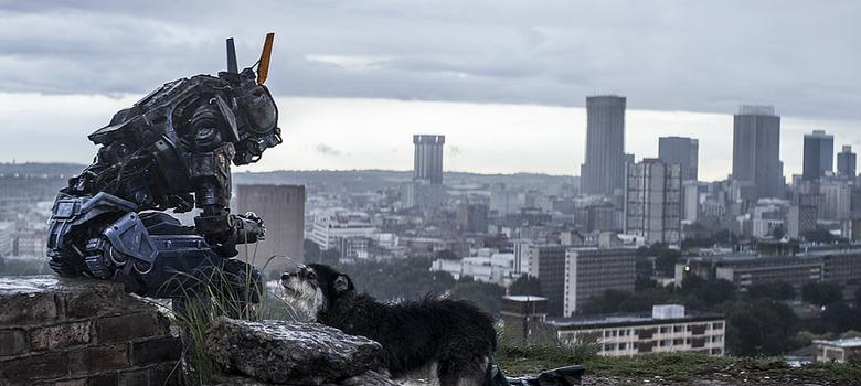 Film review: Chappie is a messily assembled but occasionally wicked saga of a robot that wants to be human