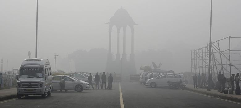 The reason why Delhi has India's most polluted air: it has the best air monitoring system