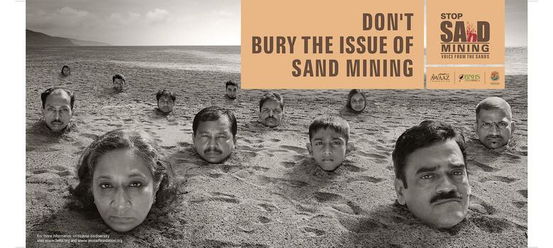 Backgrounder: The legal fight against illegal sand mining