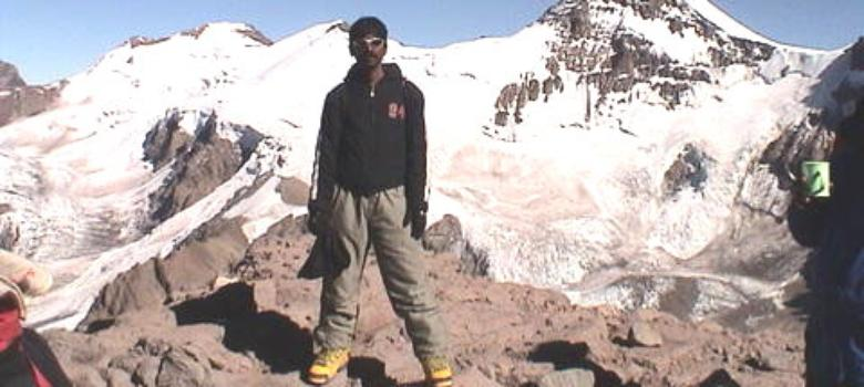 Indian climber missing in the Andes is the 'Tendulkar of the mountains'