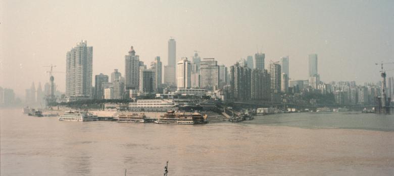 Photos: Inside China's mega-city you've never heard of
