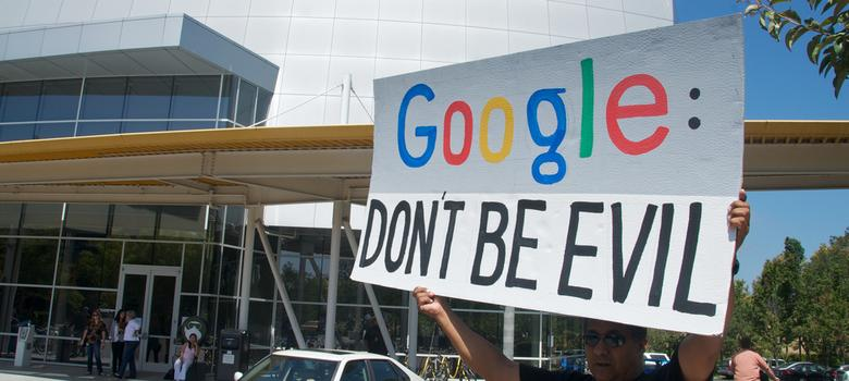 Double standards: Facebook and Google are happy to support net neutrality in US but violate it in India