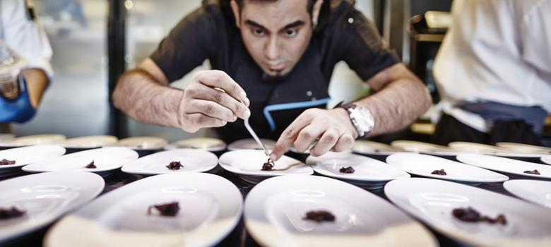 New breed of chefs give Indian food a global edge by finding inspiration in the distinctly desi
