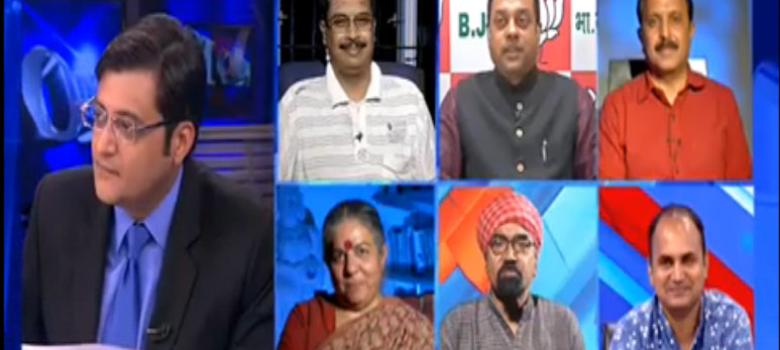 Why I love Arnab Goswami: he's the Dhoni and Salman Khan of Indian TV