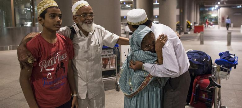 India's Bohra Muslims are back safely from Yemen but have many reasons to still be anxious