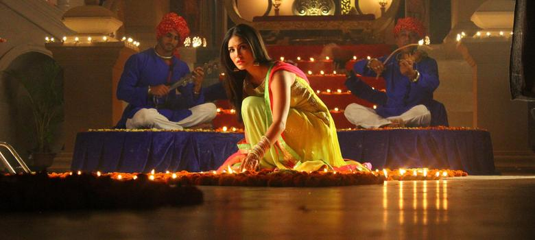 Film review: In 'Ek Paheli Leela', Sunny Leone gets a showcase for her non-existent acting talent