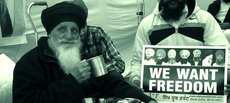 An old man's fast-unto-death that the Punjab government does not want you to hear about
