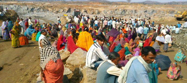 Activists and villagers threatened as UP police continues crackdown on anti-dam protest