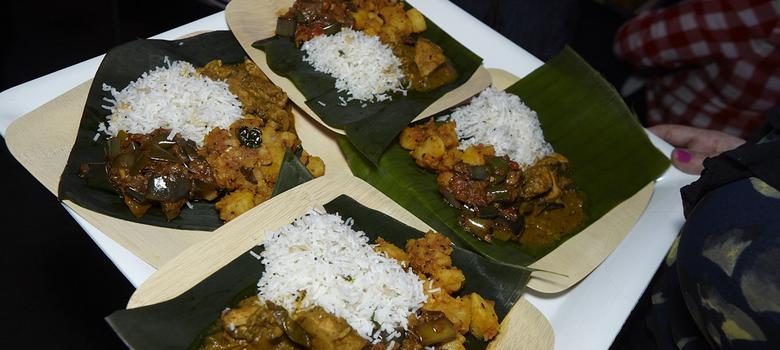 Why have Indian-Americans lost the art of eating with their hands?
