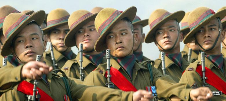 In photos: 200 years of the fierce, fearless Gurkha warriors