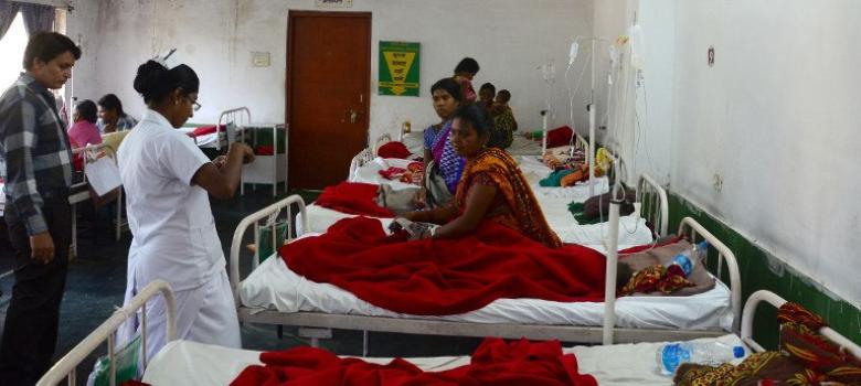 Filthy sterilisation facilities imperil women in Bihar