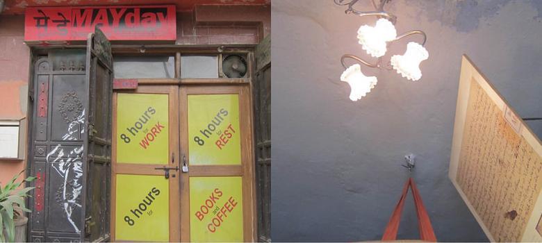 May Day: inside Delhi's unique left-wing bookstore