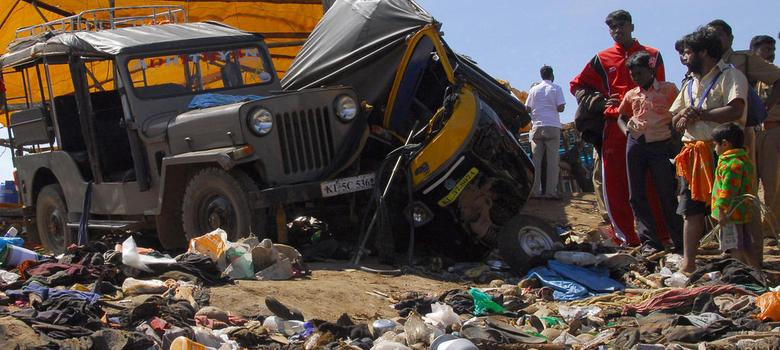 Why India has failed to halt its epidemic of road-mishap deaths