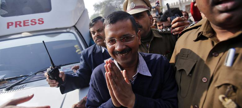 Another U-turn: Arvind Kejriwal was against criminal defamation before he was for it