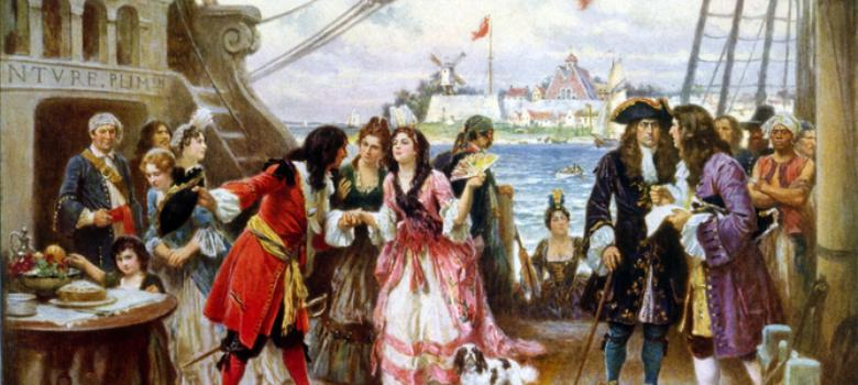 Captain Kidd's 'treasure' found in Indian Ocean – but this is no haul in pirating terms