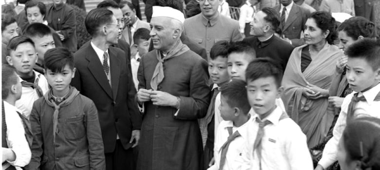 Photos: When India's first prime minister visited China in 1954