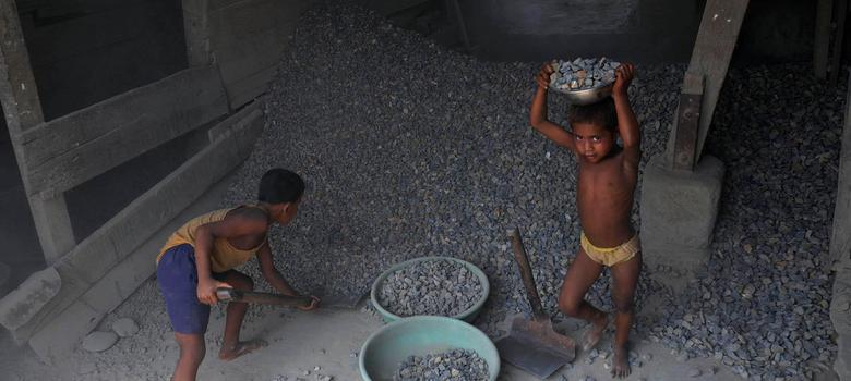Why the children of the poor must not be allowed to work in family enterprises