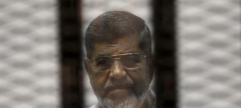 Former Egyptian President Mohammed Morsi sentenced to death