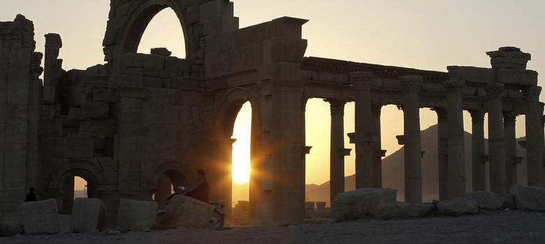 Islamic State seizes ancient Syrian city of Palmyra