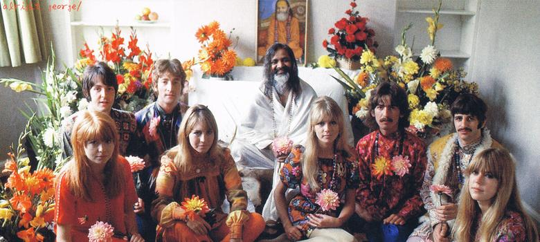 Across The Universe Beatles Songs About Their Disastrous Trip To Rishikesh In 1968