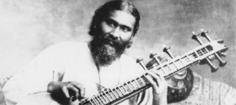 A glimpse at the work of Inayat Khan, a pioneering Indian musician in the West