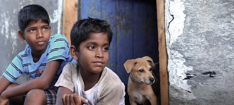 In award-winning Tamil movie 'Kaakkaa Muttai', two slum kids yearn for pizza