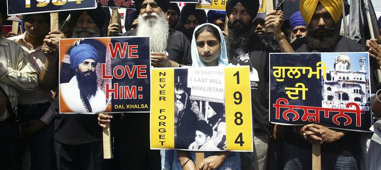 Operation Blue Star 'was a well-calculated and deliberate slap in the face  of an entire