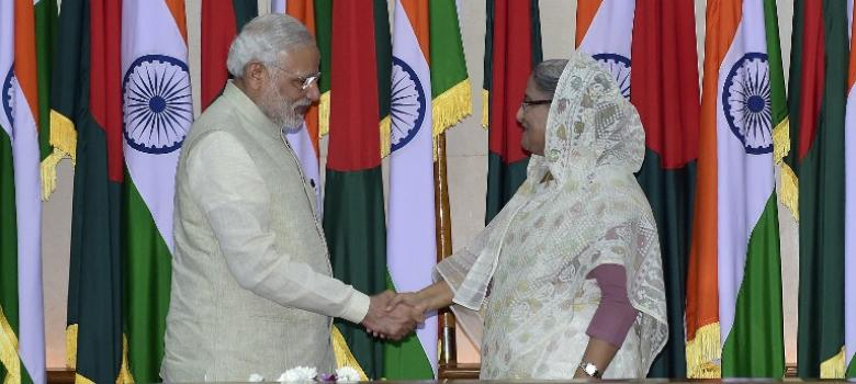 Modi gets an earful for remark that Bangladesh PM is fighting terror 'despite being a woman'