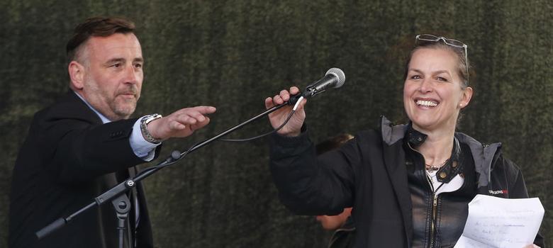 Germany's Pegida anti-Islamisation group says it has a new hero: Narendra Modi