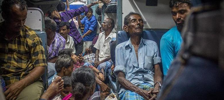 No ticket, will travel: Andhra migrants search for work in Kerala