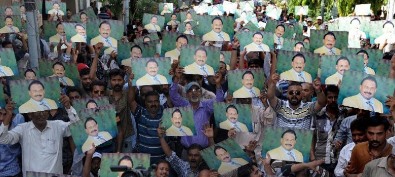 India's alleged funding of MQM will strengthen the hand of the Pakistan army