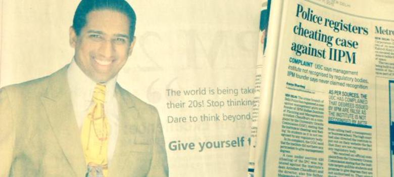 IIPM may finally be shutting down its campuses, but bogus institutes mushroom