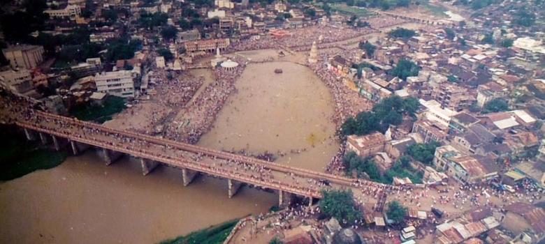Why a ban on bathing in the Godavari during the Kumbh Mela makes sense