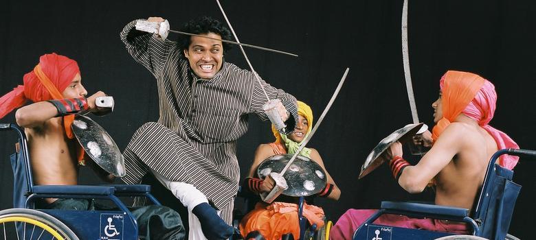 Bharatanatyam on wheels: A classical dancer breaks new ground