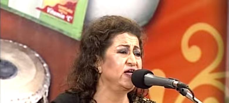 Munni Begum, the Bengali refugee who won over Pakistan with her Urdu ghazals