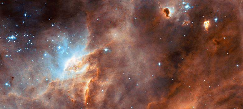 Why is life left-handed? The answer is in the stars