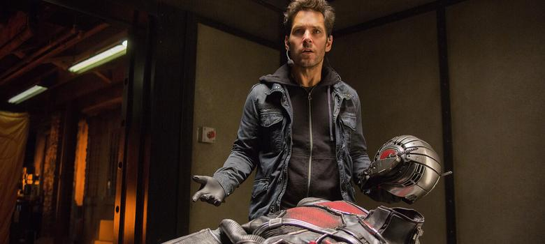 Film review: 'Ant-Man' keeps it small and simple and delivers the goods