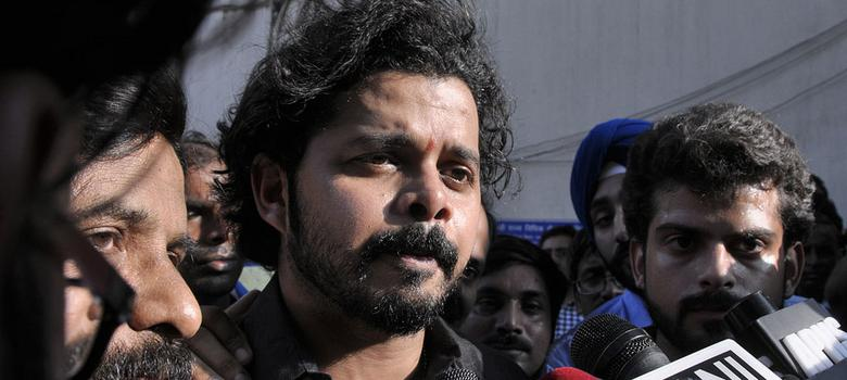 MCOCA not applicable to Sreesanth, Chavan and Chandila, but BCCI convinced they're guilty of spot-fixing