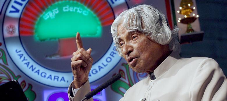 APJ Abdul Kalam: How I became President of India