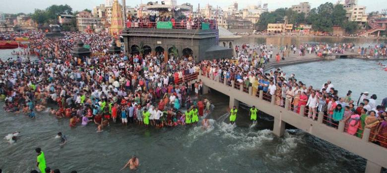 At Kumbh Mela, VHP joins male-dominated akharas in denying demands of women ascetics